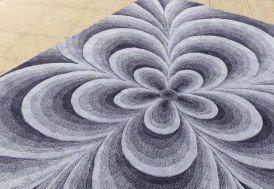 Tapis en Acrylique Indi (140x200 - 170x240 - 200x300cm)
