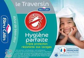 """Traversin """"Hygiène Parfaite"""" 140cm"""