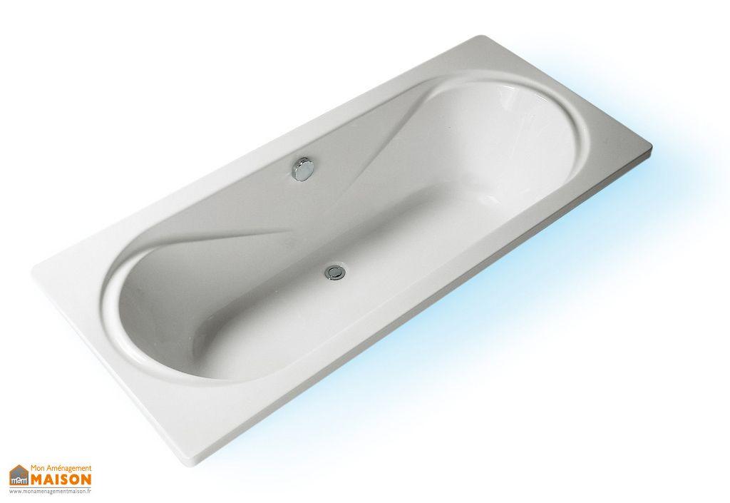 Baignoire acrylique carmen baignoire acrylique carmen for Baignoire acrylique
