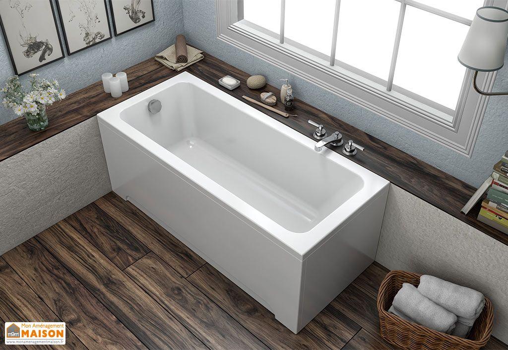 baignoire Adela Kolpa 150 160 cm de longueur