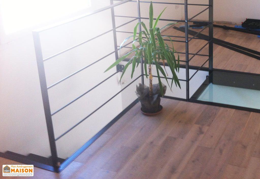 Balustrade pour Escalier Metal Design (de 6 à 12 ml)