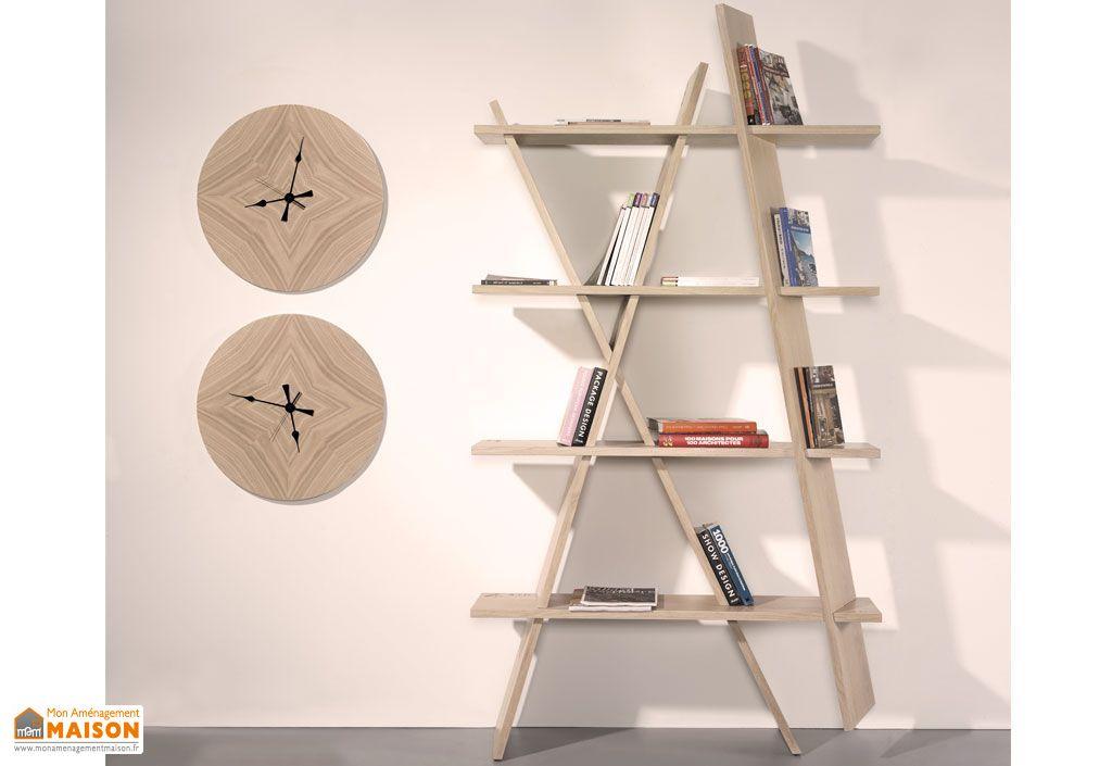 Meuble Bibliothèque XI Wewood