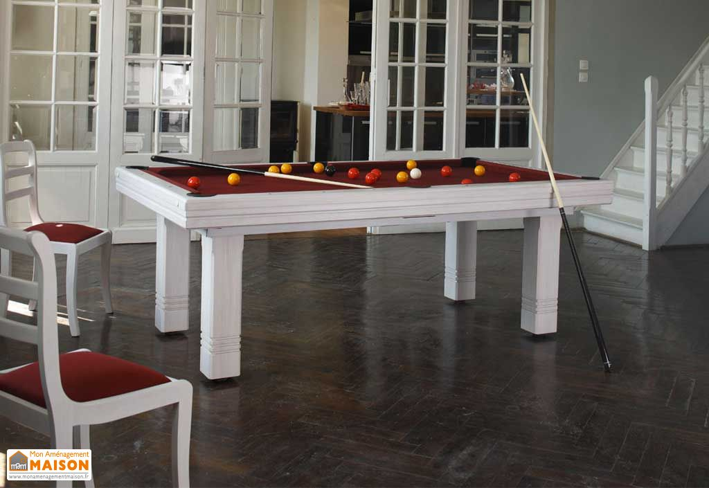 Billard Américain Français 8Pool Snooker Club