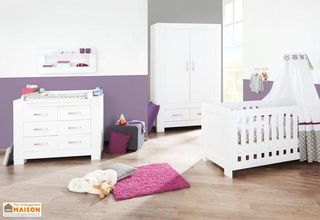 chambre pour b b et enfant evolutive ice pinolino. Black Bedroom Furniture Sets. Home Design Ideas