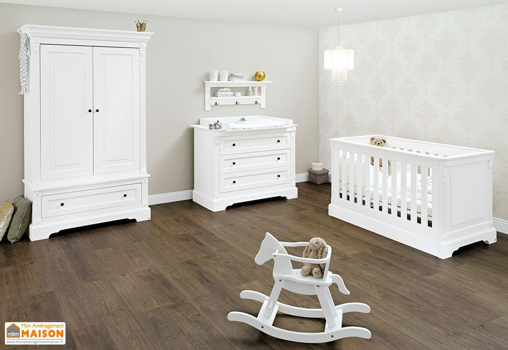 Lit pour b b et enfant evolutif emilia pinolino for Chauffage pour chambre bebe