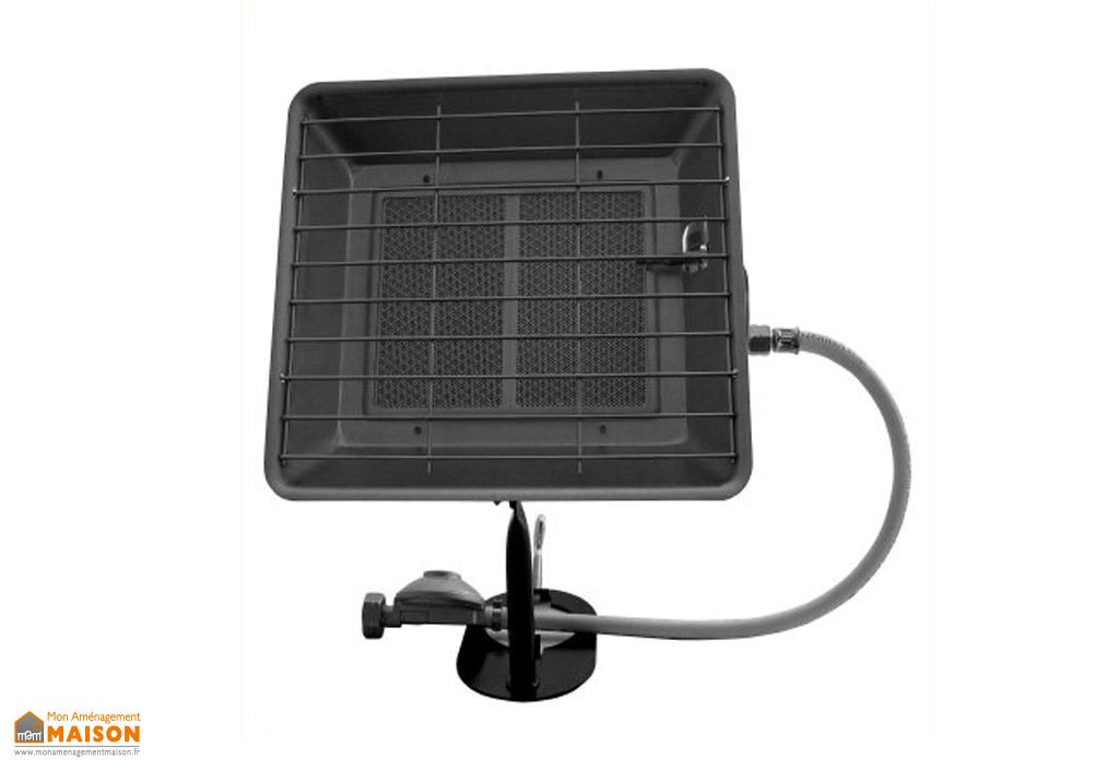 chauffage radiant de chantier gaz 4300w favex. Black Bedroom Furniture Sets. Home Design Ideas