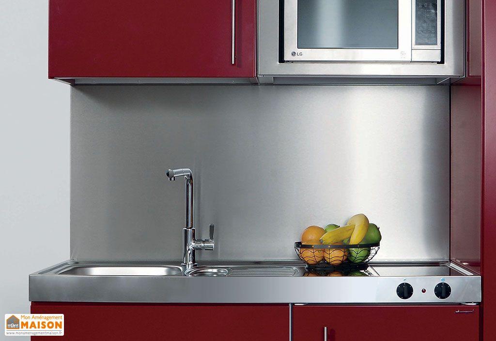 Cr dence en inox pour cuisine 170 x 55 cm l h stengel for Credence cuisine en inox