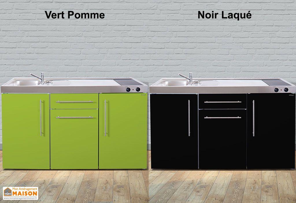 Mini cuisine avec frigo et vitroc ramique mp150 6 coloris mini cuisine avec frigo et for Cuisine avec frigo noir