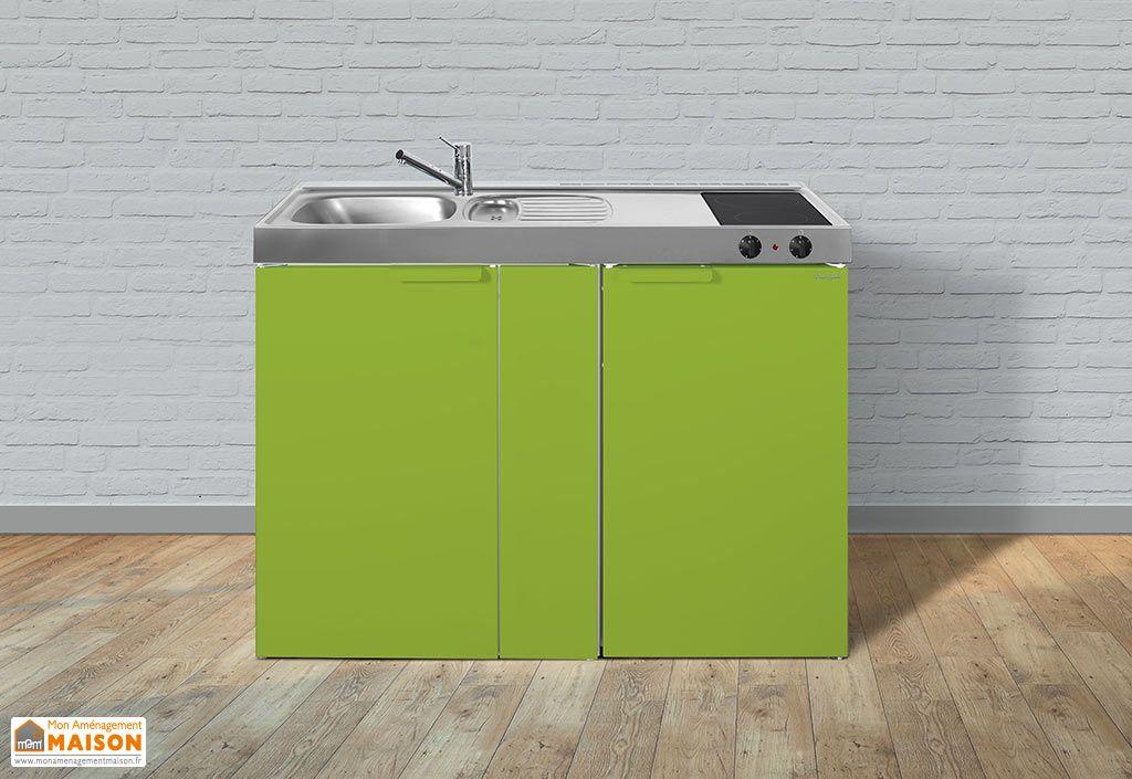 mini cuisine frigo vier et vitroc ramiques mk120 pls coloris stengel. Black Bedroom Furniture Sets. Home Design Ideas