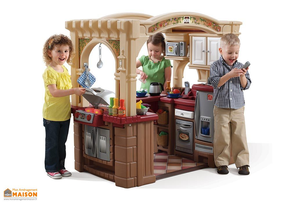 Cuisine pour Enfants Grand Walk-in & Grill