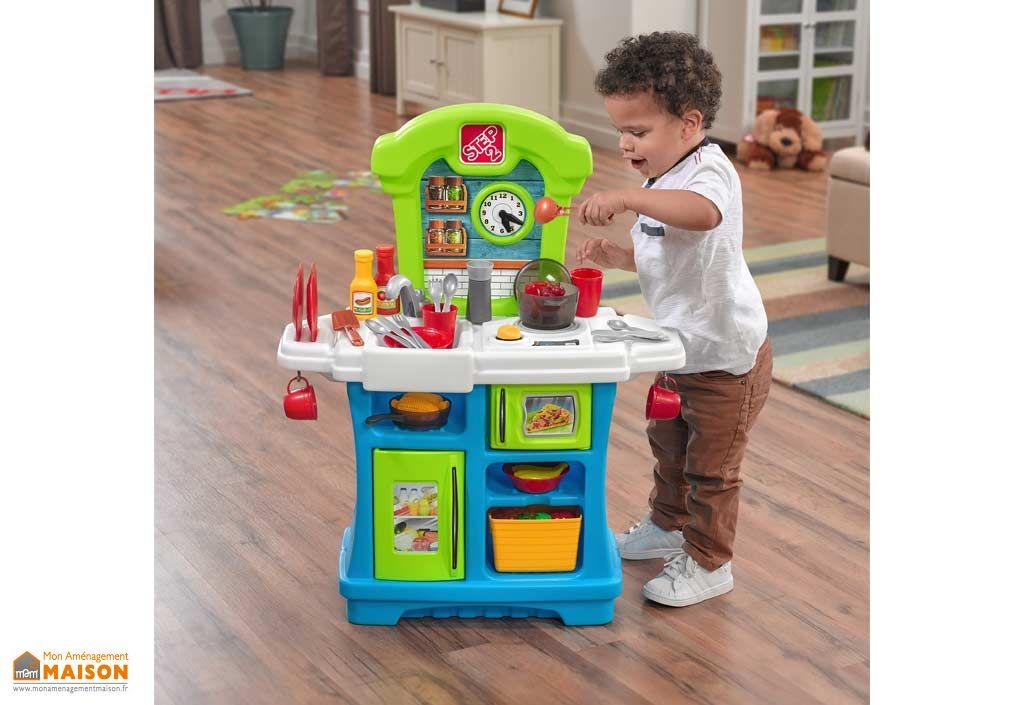cuisine en plastique pour enfant little cooks step2. Black Bedroom Furniture Sets. Home Design Ideas