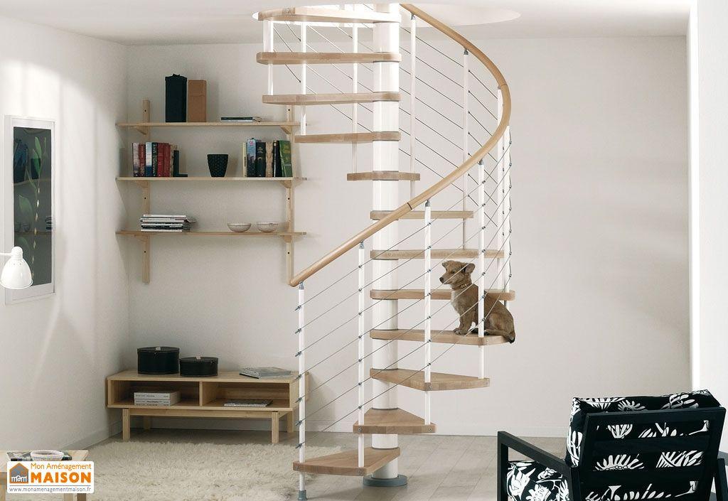 Escalier Kloe en colimaçon