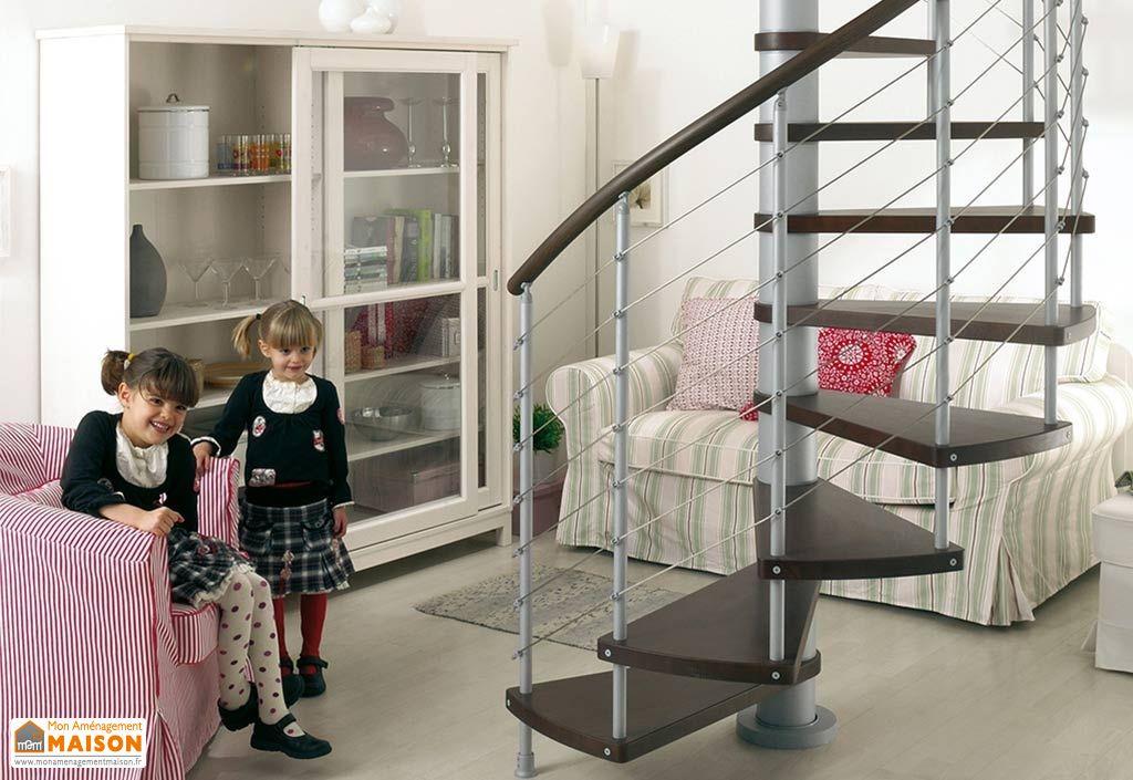 Escalier en colimaçon Kloe 140 cm
