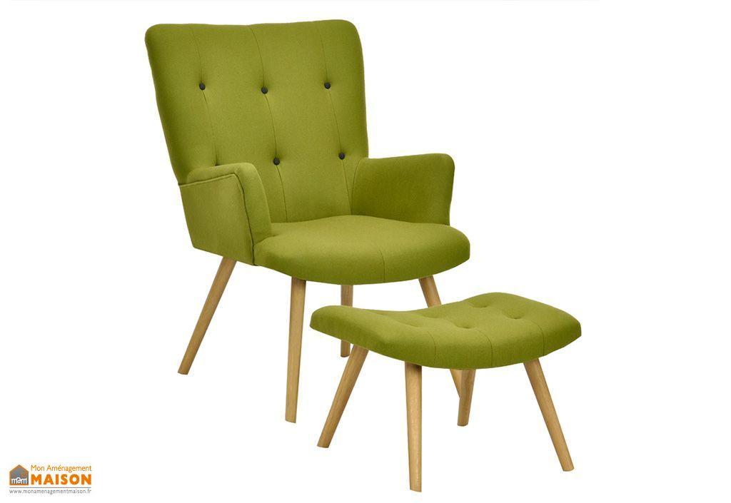 fauteuil scandinave repose pieds fargo pls coloris remarquable. Black Bedroom Furniture Sets. Home Design Ideas