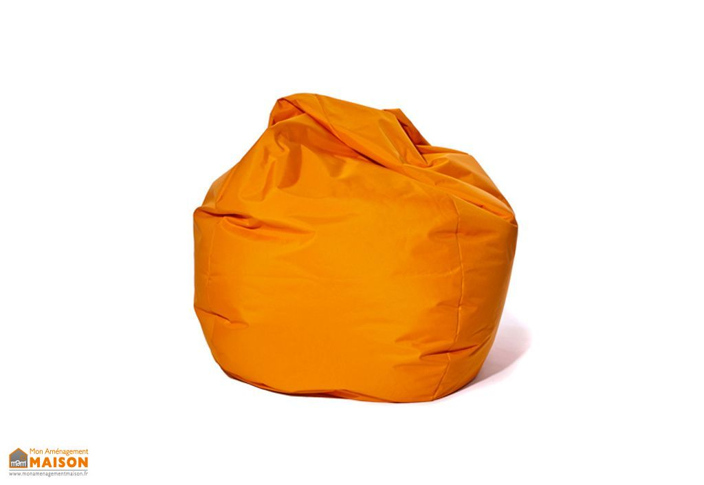 Pouf Géant Jumbo Bag Scuba XXL