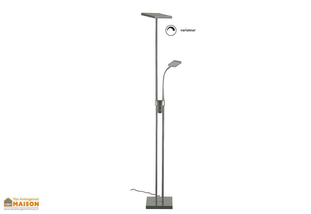 lampadaire variateur led