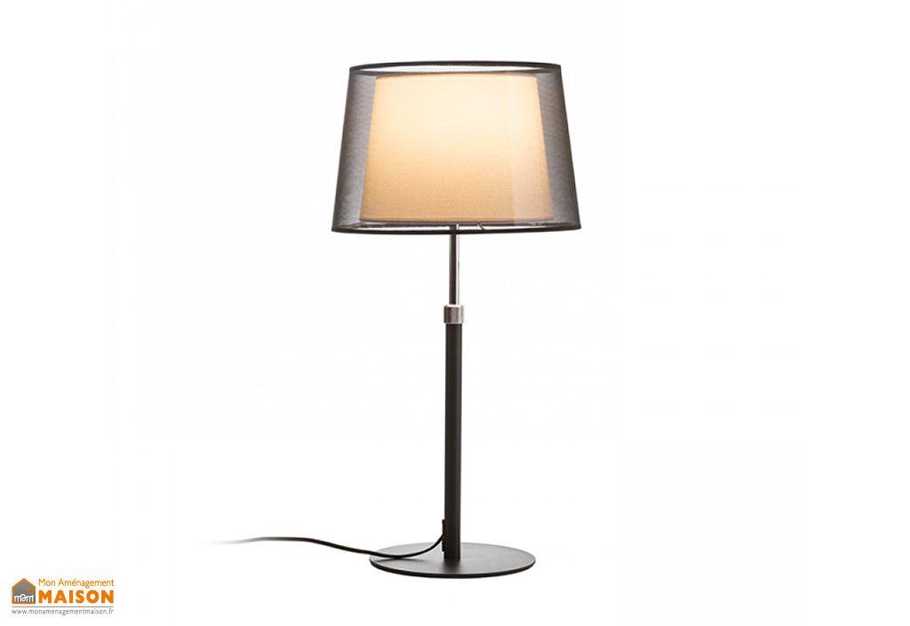 Lampe de Table avec Pied Télescopique Rendl Light Studio Esplanade