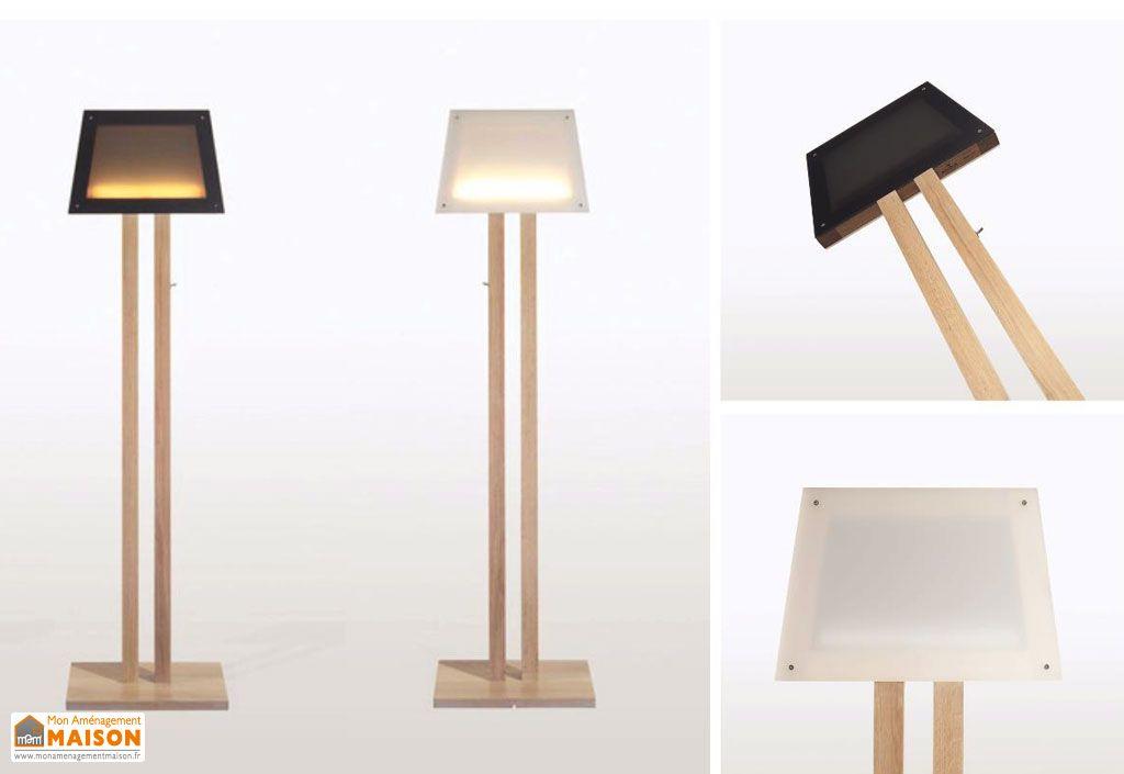 Lampe d'Ambiance en Bois Silhouette Wewood