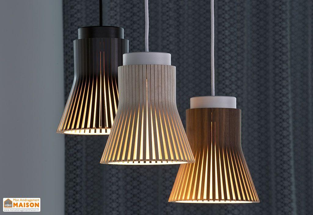 lampe suspension design 20x23cm pls coloris secto design. Black Bedroom Furniture Sets. Home Design Ideas