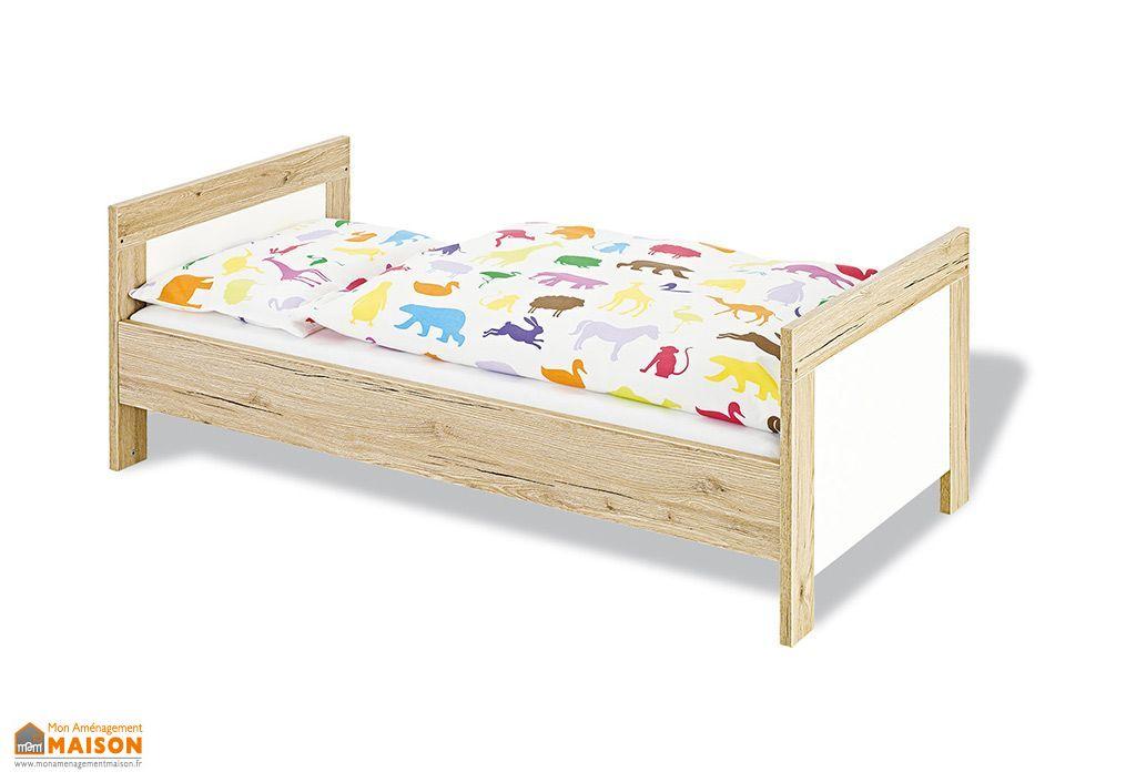 lit pour b b et enfant evolutif candeo pinolino. Black Bedroom Furniture Sets. Home Design Ideas