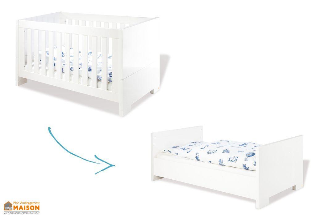 Chambre pour b b et enfant evolutive sky pinolino for Chauffage pour chambre bebe