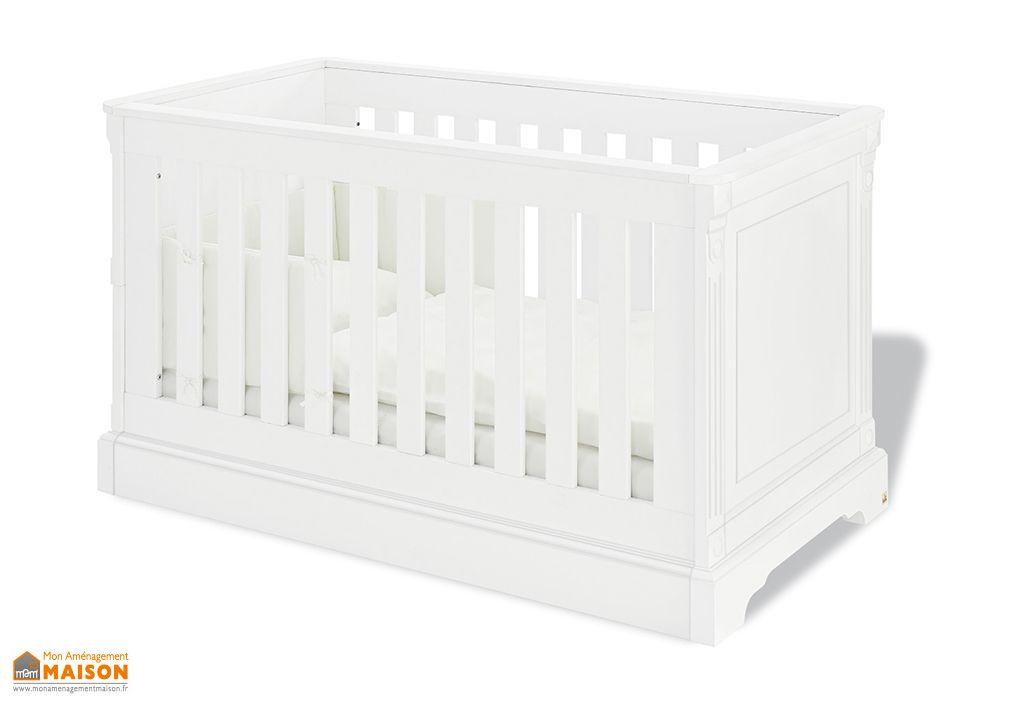 chambre pour enfant avec lit evolutif emilia pinolino. Black Bedroom Furniture Sets. Home Design Ideas
