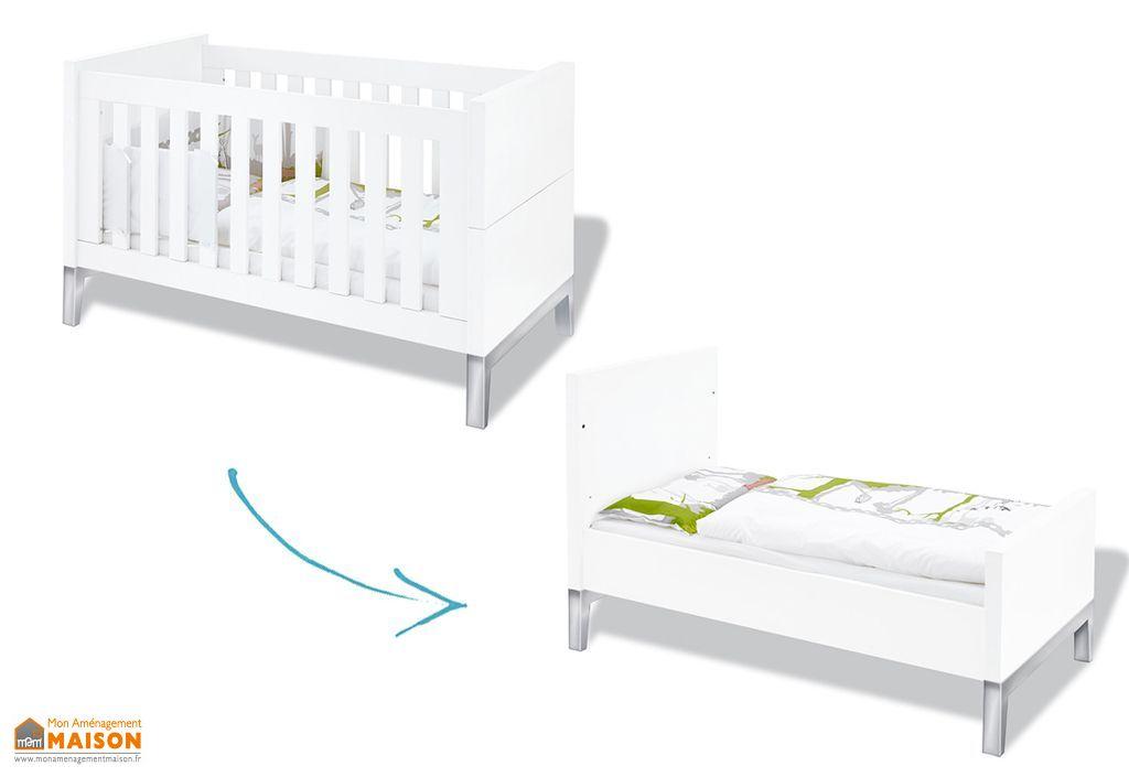 Chambre pour b b et enfant evolutive vision pinolino for Chauffage pour chambre bebe