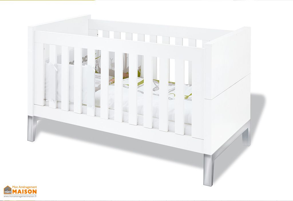 lit pour b b et enfant evolutif vision pinolino. Black Bedroom Furniture Sets. Home Design Ideas