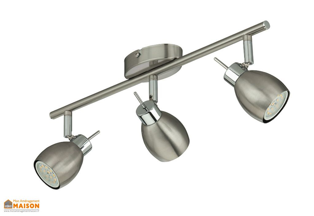 Luminaire LED 3 Spots Ultra