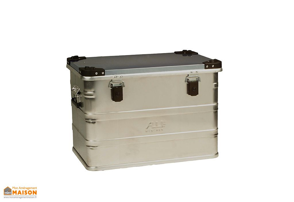 malle aluminium de transport et de stockage d76 alutec. Black Bedroom Furniture Sets. Home Design Ideas