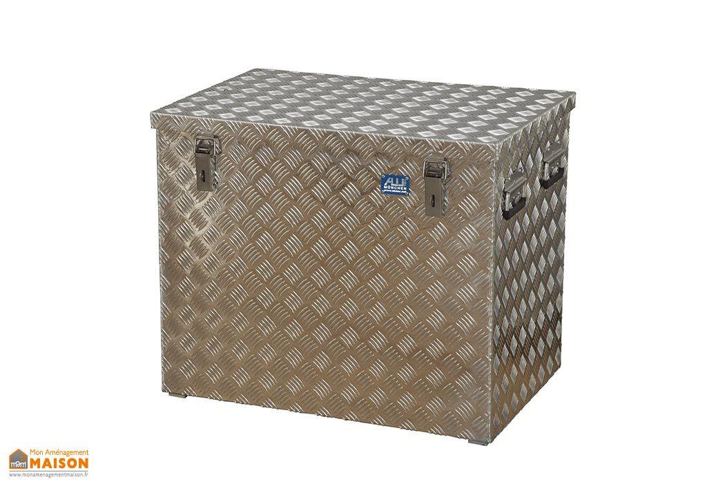 malle aluminium de transport et de stockage r234 alutec. Black Bedroom Furniture Sets. Home Design Ideas