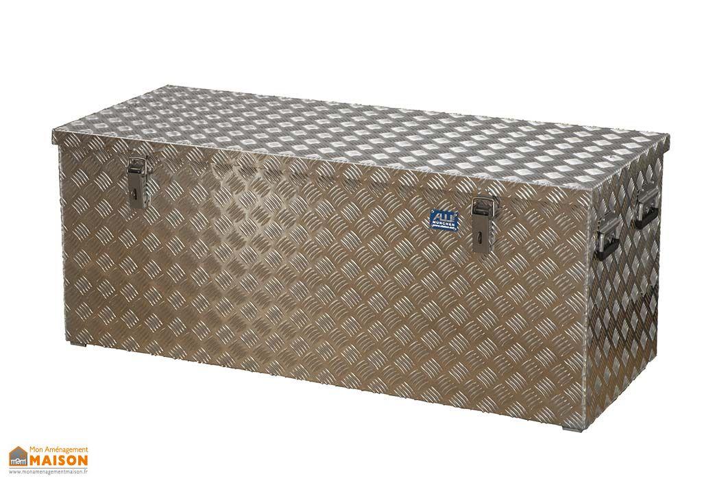 Malle Aluminium de Transport et de Stockage R312