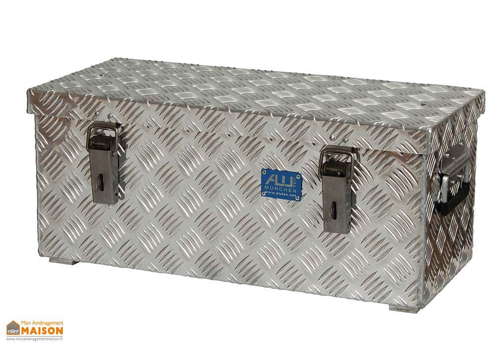 malle aluminium de transport et de stockage r37 alutec. Black Bedroom Furniture Sets. Home Design Ideas
