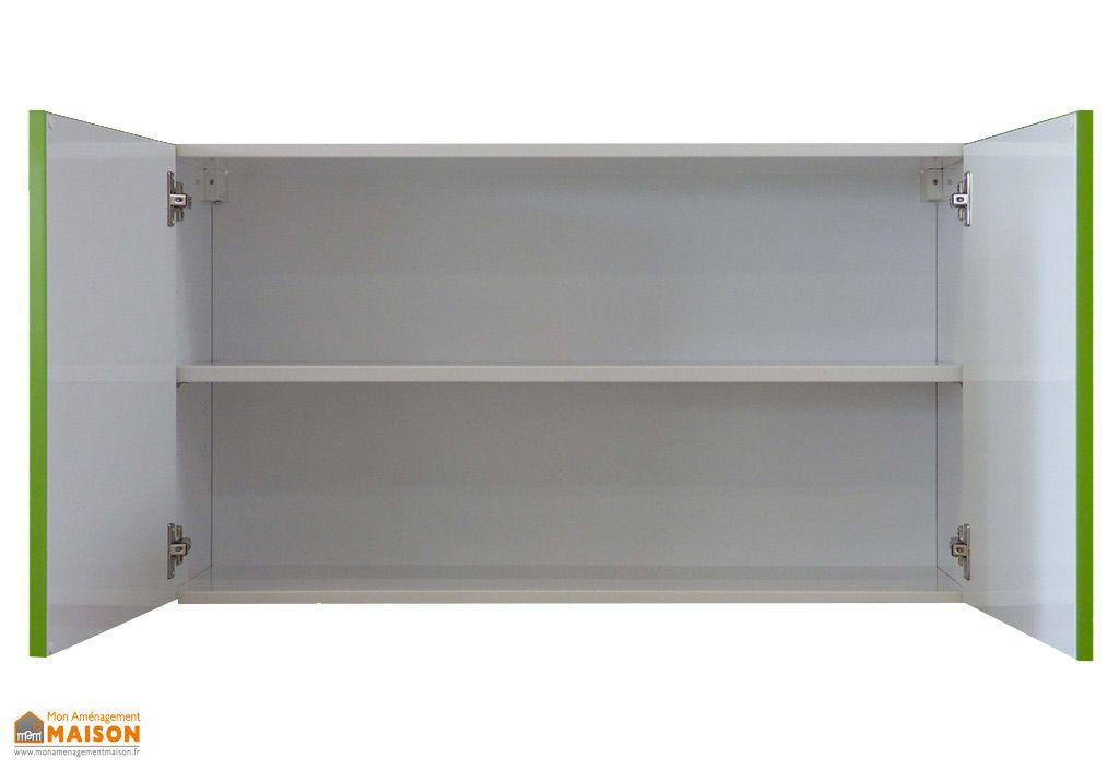 armoire suspendue m tal classic 120 cm 6 coloris stengel. Black Bedroom Furniture Sets. Home Design Ideas