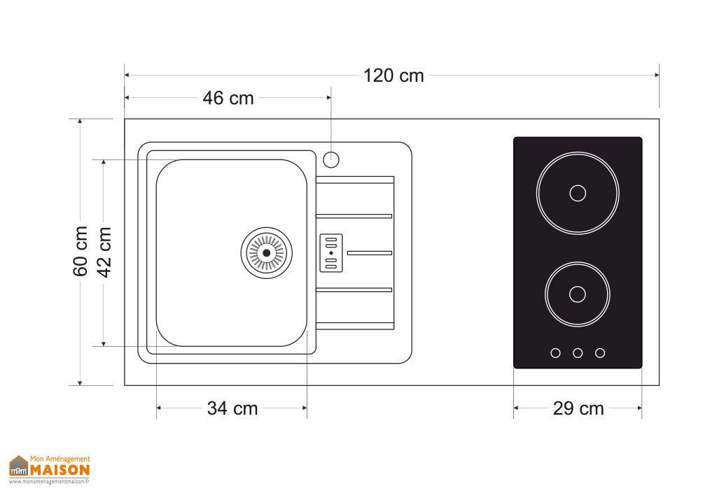 mini cuisine avec frigo l v et vitroc ramique mpgs 120. Black Bedroom Furniture Sets. Home Design Ideas