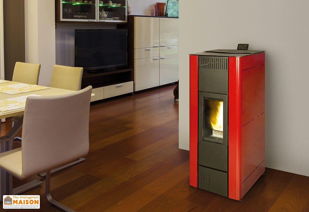 po le granul s chaudi re selena 16 kw diff rents. Black Bedroom Furniture Sets. Home Design Ideas