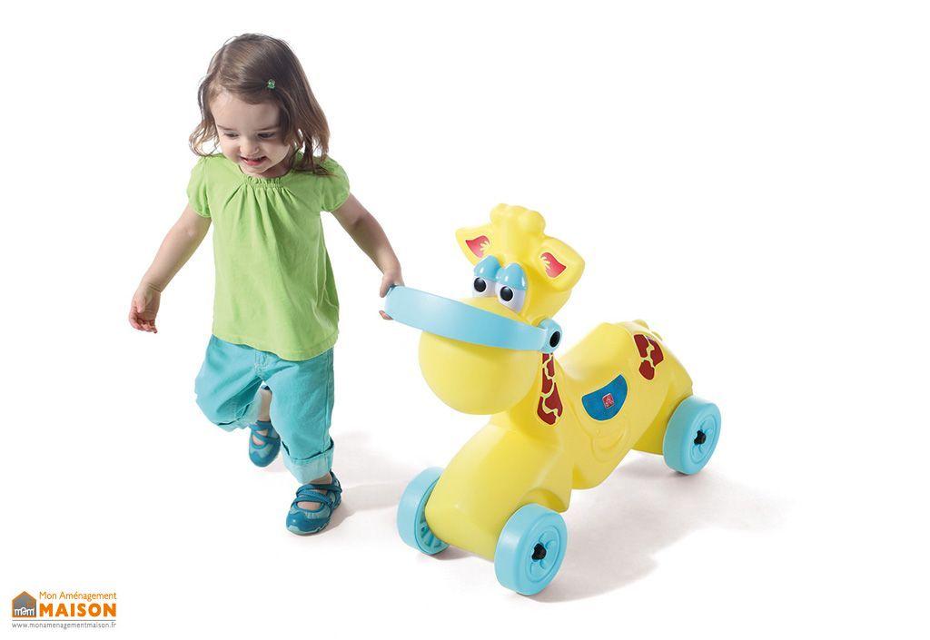 Porteur Bébé Girafe