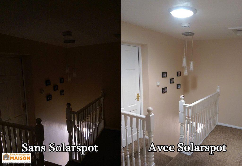 puits de lumi re toiture plate et v g talis e solarspot. Black Bedroom Furniture Sets. Home Design Ideas