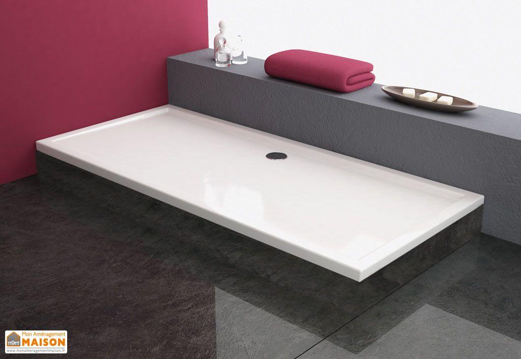 receveur de douche encastrer flamenco 9 dimensions kolpa. Black Bedroom Furniture Sets. Home Design Ideas