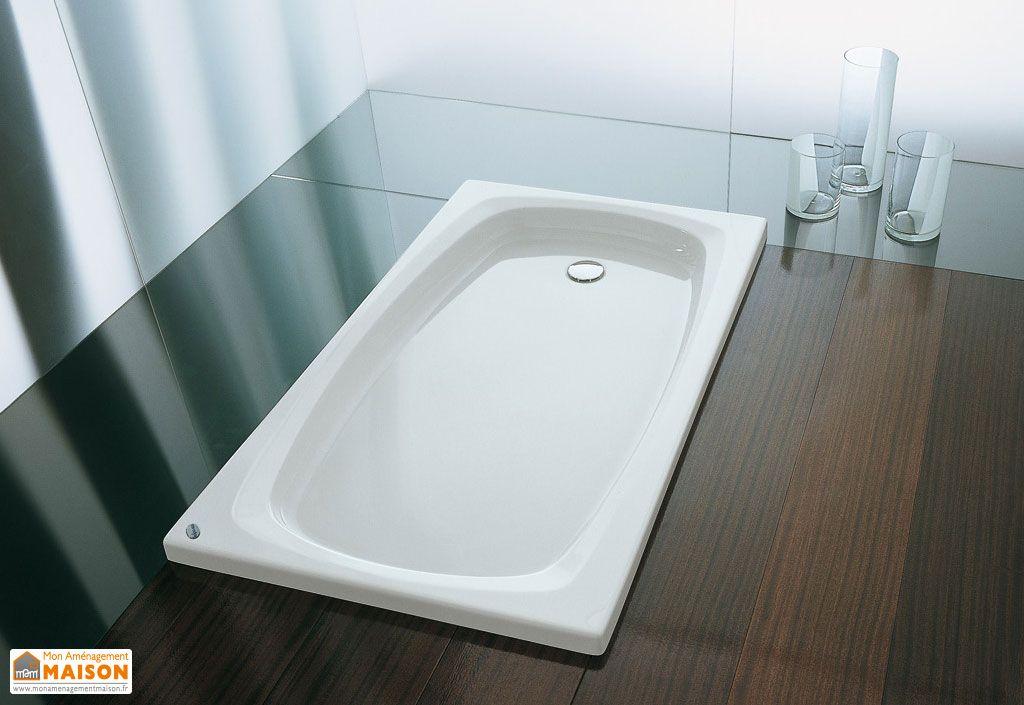 receveur de douche acrylique samba 120x70cm kolpa. Black Bedroom Furniture Sets. Home Design Ideas