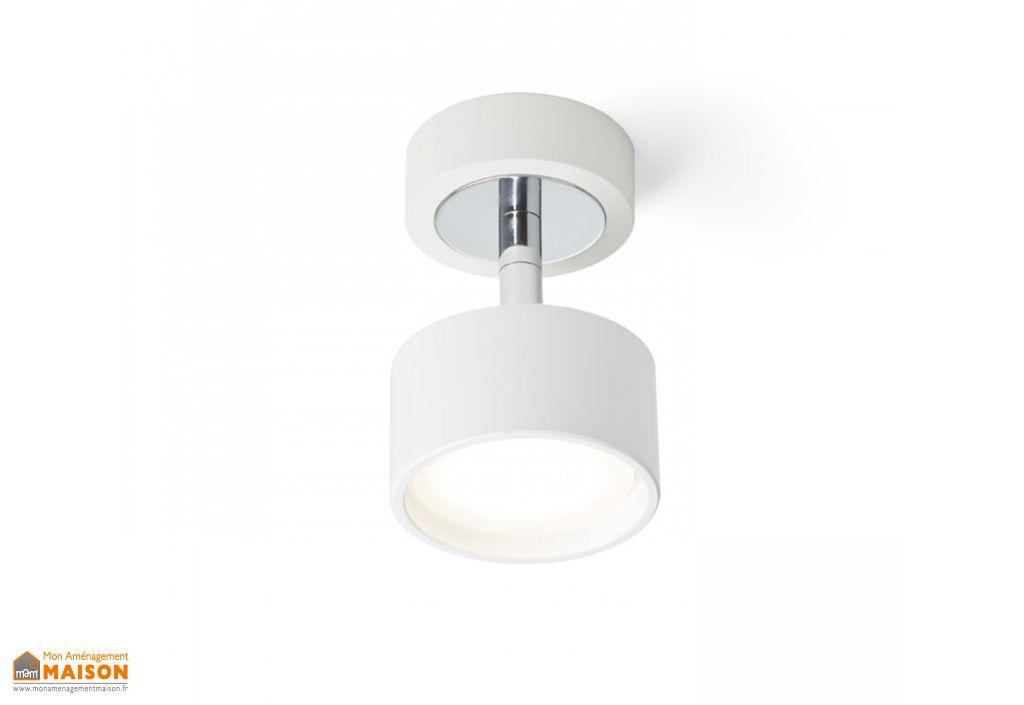 Luminaire LED en Métal Rendl Light Studio Pixie Blanc