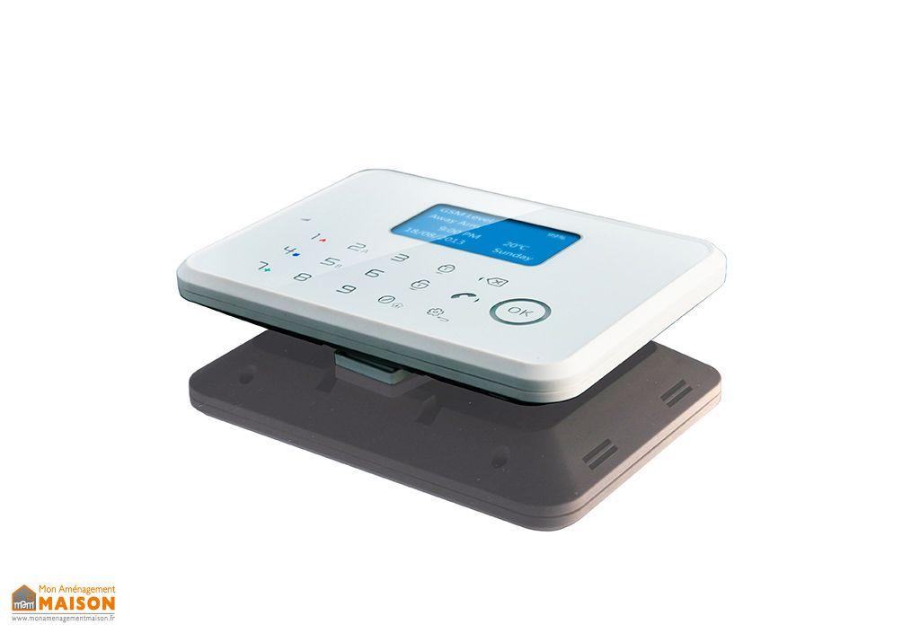 syst me d 39 alarme sans fil pour gsm pstn contact id g6 ouski. Black Bedroom Furniture Sets. Home Design Ideas