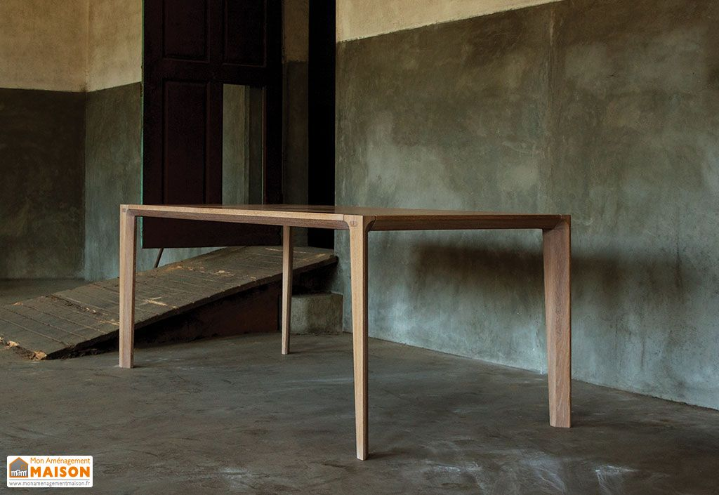 Table en Chêne Massif Raia Wewood