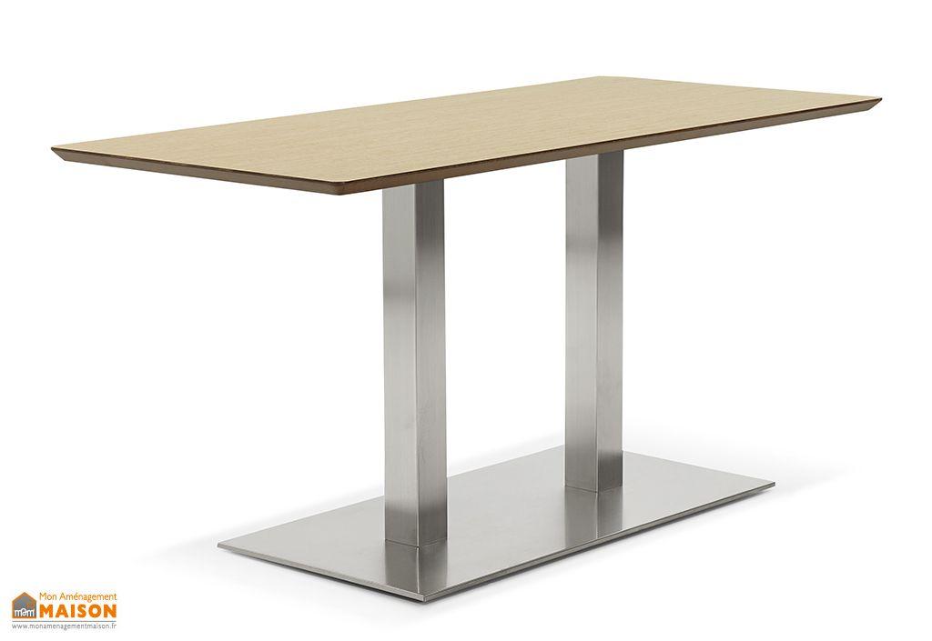 Table à Manger Design Kokoon Design Recta Naturel
