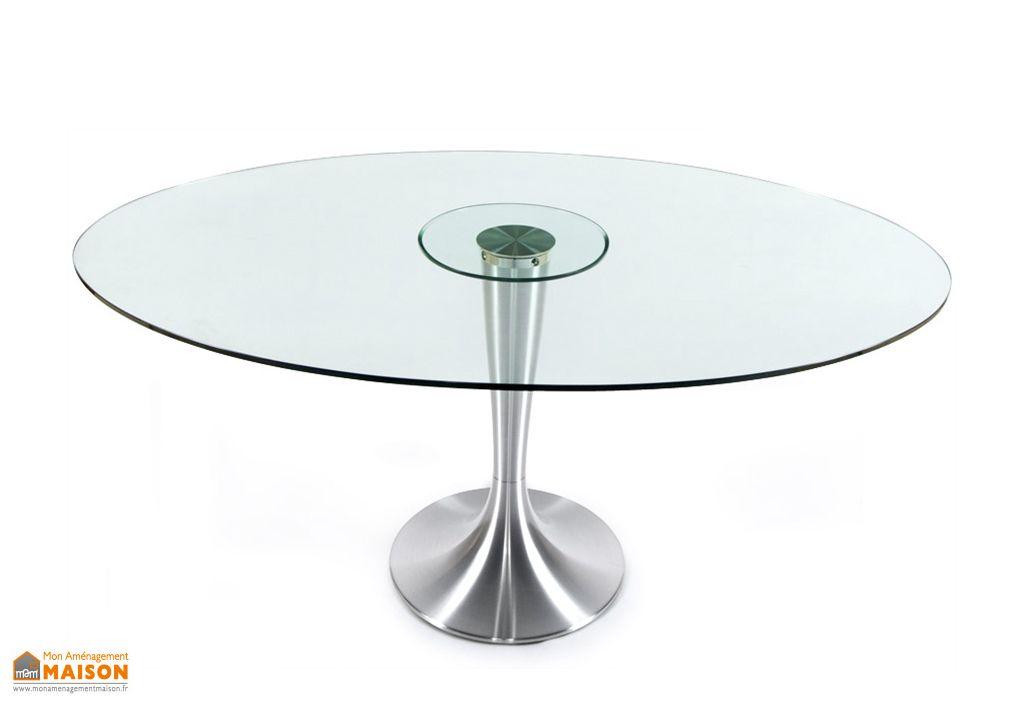 Table à Manger Kokoon Design Ovalna