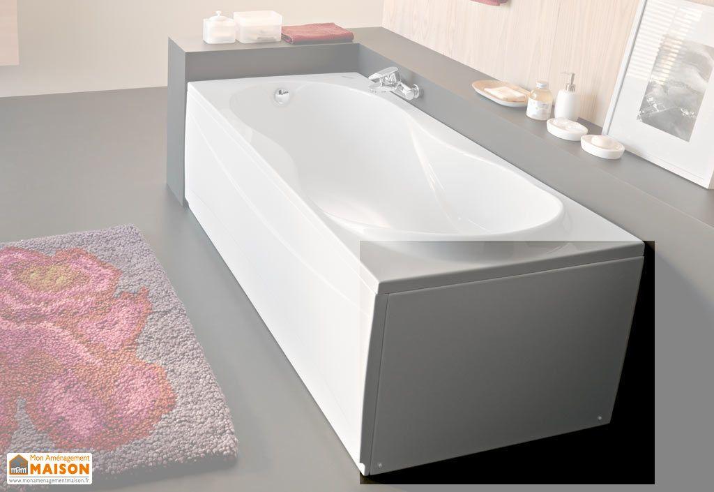 tablier lat ral pour baignoire vanessa kolpa kolpa. Black Bedroom Furniture Sets. Home Design Ideas