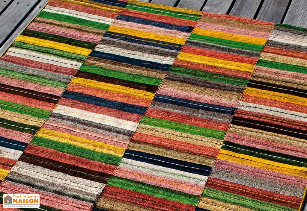 Tapis en Laine Afghane Gypsy 170x240cm (2 coloris)