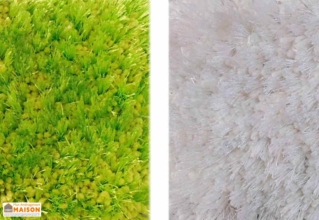 Tapis en Polyester Lowland 160x230 (7 coloris)