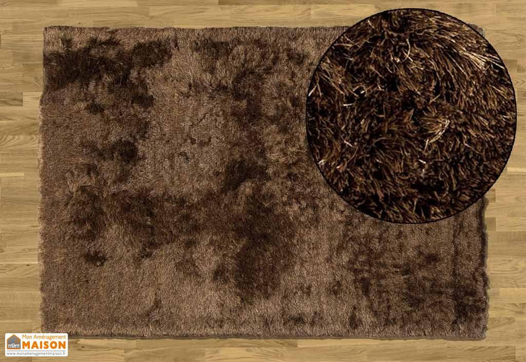 Tapis en Polyester Highland 120x180 (6 coloris)