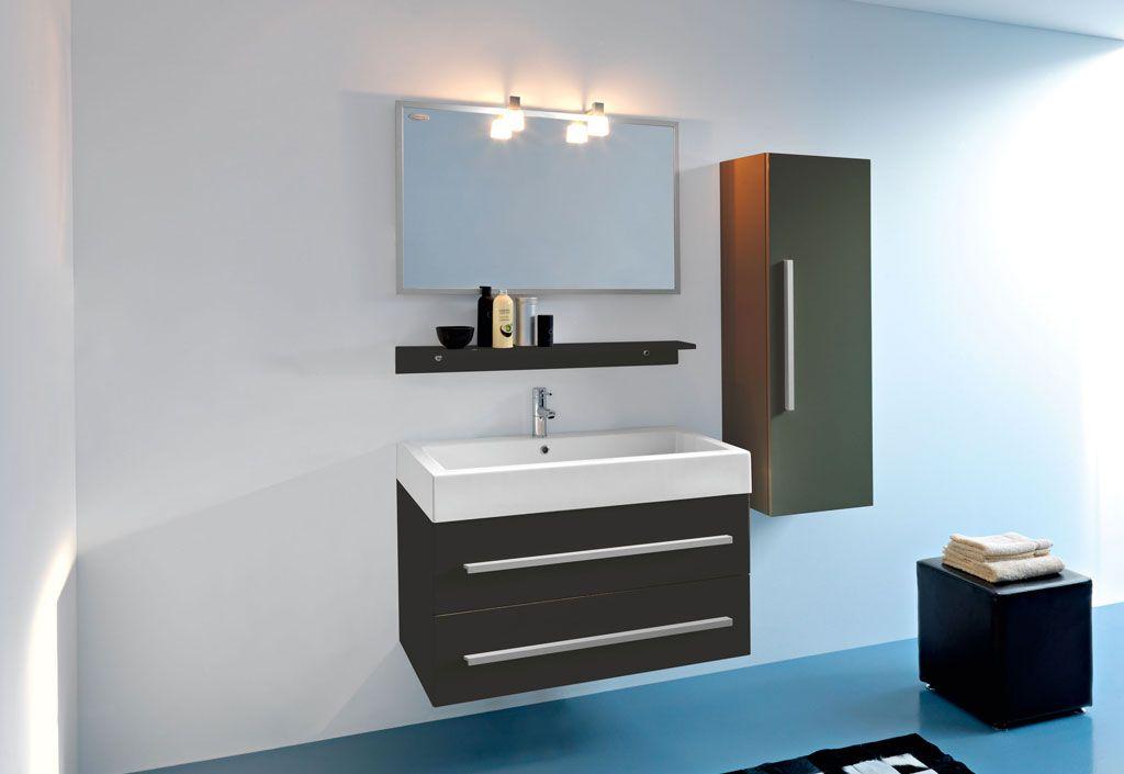 Meuble salle de bain 90 - Achat de meubles en ligne ...